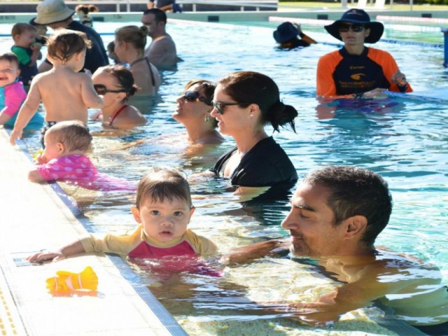 Handy Hints For Happy Swimming Lessons